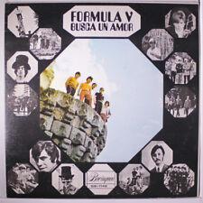 """FORMULA V: Busca Un Amor LP (Puerto Rico, 2"""" light split, close to M-)"""