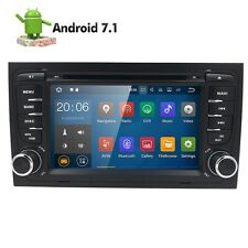 Fit Audi A4 2002-2008 Android 7.1 Car Stereo GPS Nav Bluetooth DVD Player Radio