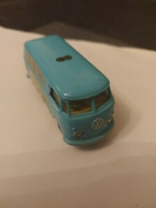 vintage Corgi 441 Volkswagen Split Screen Toblerone Van  excellent condition