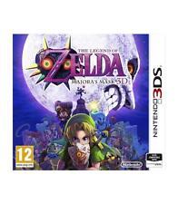 Zelda Majoras Mask Nintendo 3DS