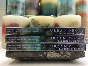 Urban Decay 24/7 Glide On Eye Pencil NIB (You Pick)  1.2 g / .04 oz