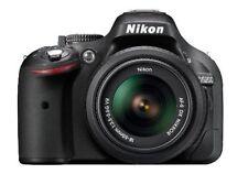 Nikon D5200 24.1 DSLR CAMERA with AF-S 18-55mm VRII Kit Lens