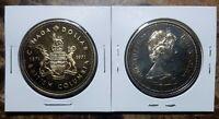 Canada 1971 British Columbia Specimen Silver Dollar!!