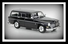 wonderful modelcar  VOLVO AMAZON ESTATE (WAGON) 1966 - black - scale 1/43