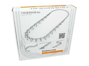 Trixbrix STADIUM LOOP - 100% compatible with L E G O 60197 60198 10277 60205
