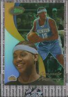 CARMELO ANTHONY 2004 eTopps #34 Denver Nuggets PRINT RUN 2000