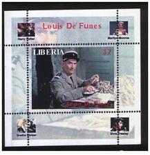 French Actor Cinema Louis De Funes 6 S/Sheets Cinderella