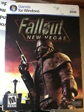 Fallout: New Vegas (2010)  PC DVD Game preowned Mint