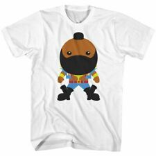 Mr. T Bubble T White T-Shirt