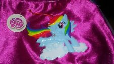 Rainbow Dash Ornament My Little Pony 4.5ix3.5 FREE BOX Ican do name&buy it now
