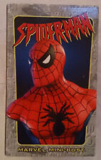 Marvel Comics Bowen Spider-Man mini bust/statue with box