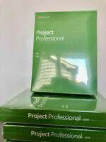 MICROSOFT PROJECT PRO 2019 H30-05763 for Windows SEALED BRAND NEW