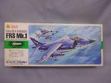Hasegawa FRS mk1 BAe Sea Harrier 1/72 Scale Box Toy War Aircraft Display PM310