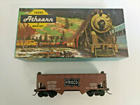 HO scale Athearn Frisco offset side  hopper SL&SF 91736