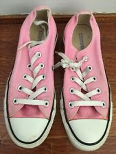 CONVERSE ALL-STAR Women's Size 4 Pink USED