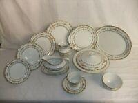 C4 Porcelain Royal Doulton - Mosaic Garden (1978) vintage tableware 7F5A