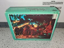 1979 JR TOLKIEN'S LORD OF THE RINGS MERRY & PIPPIN CAPTURED BY ORCS PUZZLE NEW