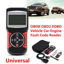 KW820 OBDII OBD2 EOBD CAN Car Engine Fault Code Reader Diagnostic Scanner Tool