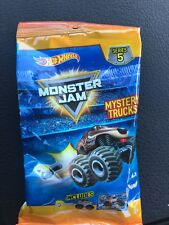 NEW NEW 2018 Hot Wheels Monster Jam Mystery Trucks Series 5 Chase #24