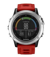 Garmin Fenix 3 Silver Performance Bundle HRM GPS Watch Sports Running Cycling