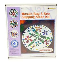 New listing New Sealed Diamond Tech - Mosaic Bug A Boo Stepping Stone Kit #1175 (4 Patterns)