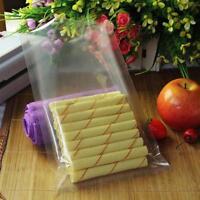 100Pcs Vacuum Food Storage Sealer Bag Space Packing Commercial Food Saver Bags