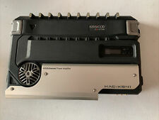 New listing Kenwood eXcelon Kac-X541 4/3/2 4 Channel 600 Watts (Very clean)