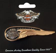 Harley Davidson 110th  Anniversary Pin