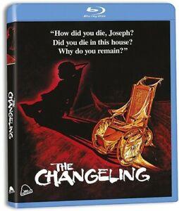 The Changeling [Blu-ray], New DVD, Jean Mars,Melvyn Douglas,Trish Van Devere,Geo