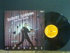 ROBERT GORDON  Rock Billy Boogie    LP     RARE !