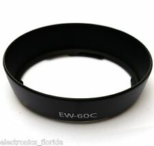 EW-60C EW60c Lens Hood for CANON EF 18-55mm & 55-250mm - e93