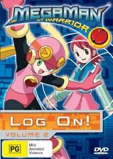 Mega Man NT Warrior : Vol 2 (DVD, 2005)