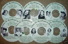OLIVIA DE HAVILLAND on the air - Vintage Radio OTR-CDs