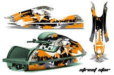 Jet Ski Grafiken Set Aufkleber Wrap Für Kawasaki Js 800 Sx-R 2003-2012 Strasse