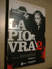 DVD LA PIOVRA 2 EPISODI PUNTATE 3- 4 CON MICHELE PLACIDO