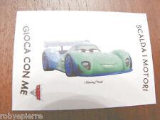 1 b Figurina esselunga disney pixar ADESIVO cars2 car 2