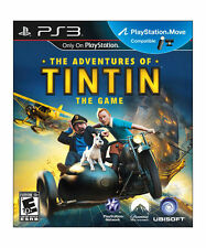 PS3 Adventures of Tintin The Game (Sony PS3, 2011) DISC ONLY Free Fast Shipping