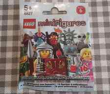 Lego minifigures series 6 (8827) unopened mystery blind bag sealed