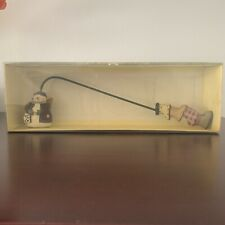 Debbie Mumm 2000 Snow Angel Candle Snuffer Unused in Box Model 42308
