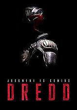 Dredd Blu-ray 3D + Blu-ray Karl Urban Brand New Perfect 5017239151880 JF