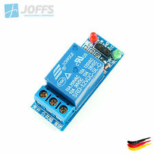 1-Kanal 12V Relais Modul für u.a. Arduino, RPi (1Ch Relay Module, Active-Low)