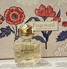 FRAGONARD PERFUME NEW PURE PARFUM ILE D'AMOUR 8 ml 0.25 fl.oz