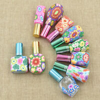 15ml Empty Perfume Bottle Polymer Clay Spray Bottle Delicate Lady Gift Portable