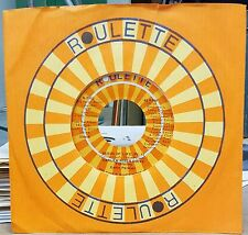 Harlem River Drive Seeds of Life Roulette 7112 Factory Sleeve Rare Latin Funk 45