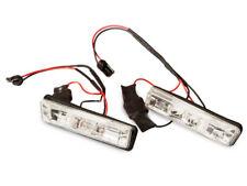 @ BMW E53 X5 E36 Sedan Coupe Side Marker Repeater LED Lights Error Free- CLEAR