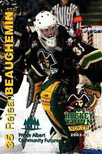 2003-04 Prince Albert Raiders #2 Rejean Beauchemin