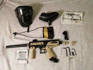 Tippmann Cronus Paintball Marker Gun w/ Hopper