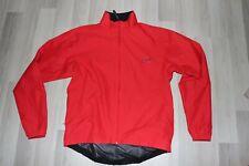 Vintage Gore Bike Wear Jacket Size XL red