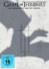 5 DVD-Box ° Game of Thrones ° Staffel 3 ° NEU & OVP