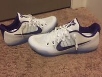 "Nike Kobe XI TB PROMO PE  ""TEAM BANK"" (856485-150) NEW! RARE! SZ:17.5 Purple"